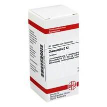 Produktbild Chamomilla D 12 Tabletten