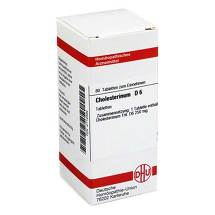 Cholesterinum D 6 Tabletten