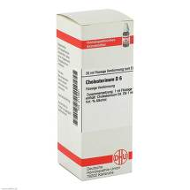Cholesterinum D 6 Dilution
