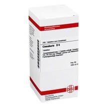 Cinnabaris D 6 Tabletten