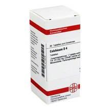Produktbild Colchicum D 4 Tabletten