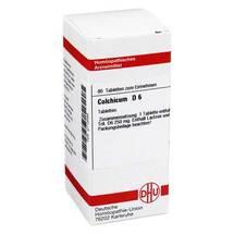 Produktbild Colchicum D 6 Tabletten