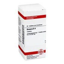 Produktbild Drosera D 4 Tabletten