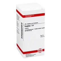 Produktbild Graphites D 4 Tabletten