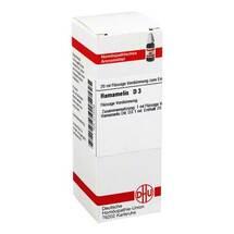 Hamamelis D 3 Dilution