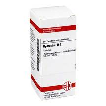 Hydrastis D 6 Tabletten