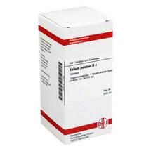 Kalium jodatum D 4 Tabletten