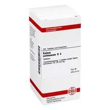 Kalium carbonicum D 4 Tabletten