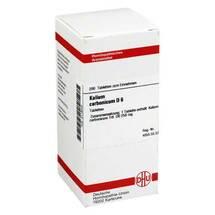 Produktbild Kalium carbonicum D 6 Tabletten