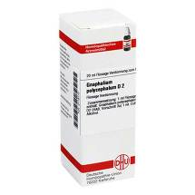 Produktbild Gnaphalium polycephalum D 2 Dilution