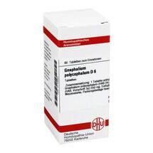 Produktbild Gnaphalium polycephalum D 6 Tabletten