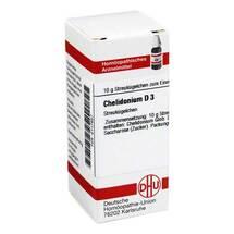 Produktbild Chelidonium D 3 Globuli