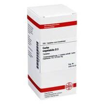 Produktbild Carbo vegetabilis D 3 Tabletten