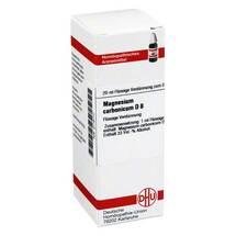 Magnesium carbonicum D 8 Dilution