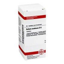 Kalium aceticum D 6 Tabletten