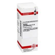 Produktbild Kalium phosphoricum D 6 Dilution