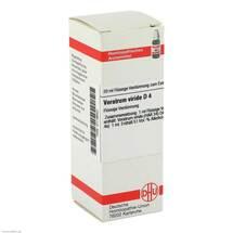 Produktbild Veratrum Viride D 4 Dilution