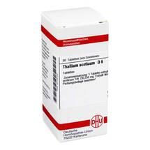 Produktbild Thallium aceticum D 6 Tabletten