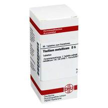 Produktbild Thallium metallicum D 6 Tabletten
