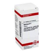 Produktbild Agaricus D 4 Tabletten