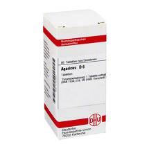 Agaricus D 6 Tabletten
