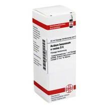 Produktbild Acidum benzoicum e res. D 6 Dilution