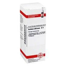 Acidum nitricum D 4 Dilution