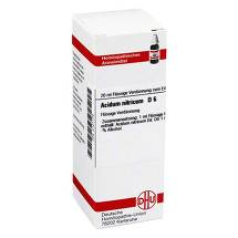 Produktbild Acidum nitricum D 6 Dilution