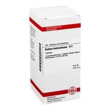 Kalium bichromicum D 4 Tabletten