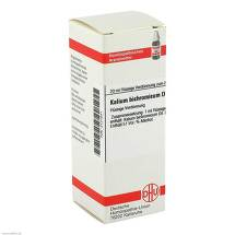 Produktbild Kalium bichromicum D 10 Dilution