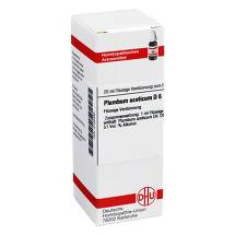 Produktbild Plumbum aceticum D 6 Dilution