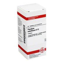 Produktbild Plumbum metallicum D 12 Tabletten
