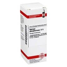 Natrium phosphoricum D 6 Dilution