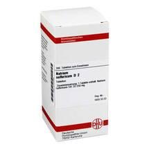 Natrium sulfuricum D 2 Tabletten