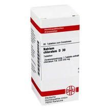 Produktbild Natrium chloratum D 30 Tabletten