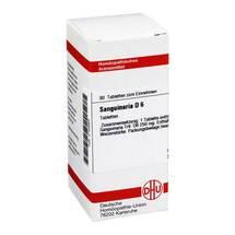 Produktbild Sanguinaria D 6 Tabletten