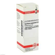 Produktbild Spartium Scoparium D 2 Dilution
