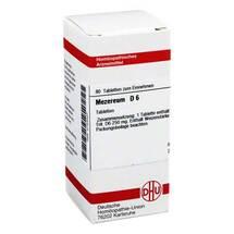 Produktbild Mezereum D 6 Tabletten