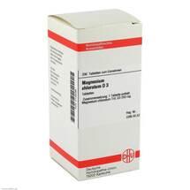 Produktbild Magnesium chloratum D 3 Tabletten