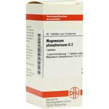 Magnesium phosphoricum D 2 Tabletten