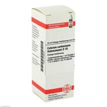 Calcium carbonicum D 10 Dilu