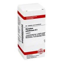 Bismutum Subnitricum D 3 Tabletten