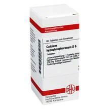 Calcium hypophosphorosum D 6 Tabletten