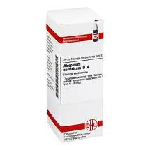 Produktbild Atropinum sulfuricum D 4 Dilution