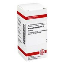 Arsenum jodatum D 6 Tabletten