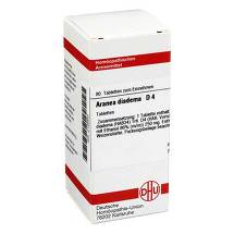 Produktbild Aranea diadema D 4 Tabletten