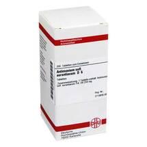 Produktbild Antimonium sulfuratum aurantiacum D 6 Tabletten