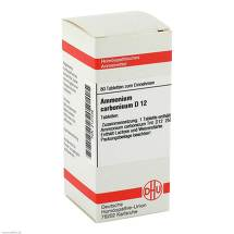 Produktbild Ammonium carbonicum D 12 Tabletten