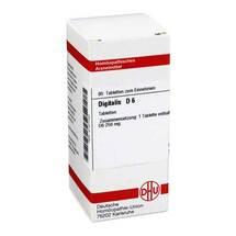 Produktbild Digitalis D 6 Tabletten