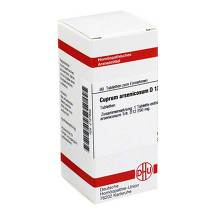 Produktbild Cuprum arsenicosum D 12 Tabletten